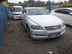 Toyota Mark X 2007 White | Cars for sale in Nairobi, Parklands/Highridge