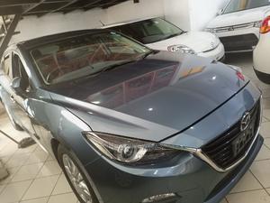Mazda Axela 2015 Gray | Cars for sale in Mombasa, Ganjoni