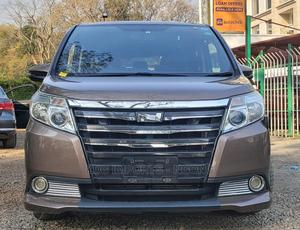 Toyota Noah 2014 2.0 FWD (7 Seater) Brown | Cars for sale in Nairobi, Kilimani