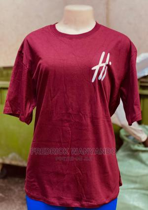 Round Neck T-Shirts Now Available in All Colours | Clothing for sale in Migori, Central Kamagambo