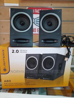 Lightwave Sbs A60 Desktop Speakers   Audio & Music Equipment for sale in Nairobi, Nairobi Central