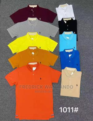 Original Plain Collar T-Shirts Now Available in All Sizes   Clothing for sale in Migori, Central Kamagambo