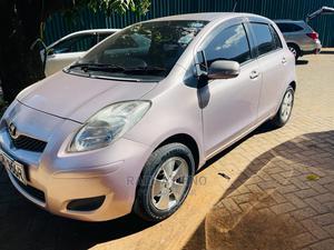 Toyota Vitz 2010 Pearl   Cars for sale in Nairobi, Kilimani