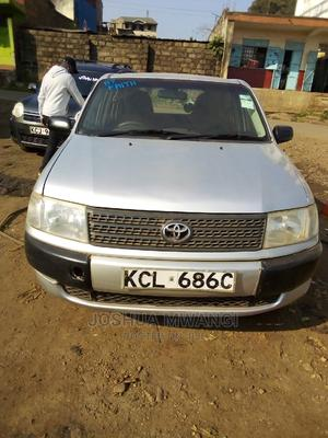 Toyota Probox 2008 1.5 DX Comfort 2WD Silver | Cars for sale in Nyeri, Karatina Town