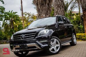 Mercedes-Benz M Class 2015 Black   Cars for sale in Nairobi, Kilimani