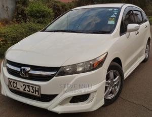 Honda Stream 2010 White   Cars for sale in Nairobi, Kasarani
