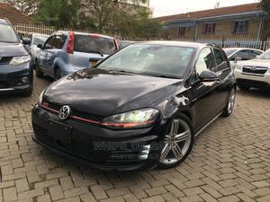 Volkswagen Golf GTI 2014 Black   Cars for sale in Nairobi, Kilimani