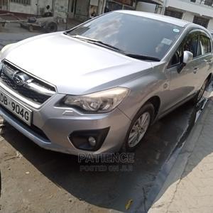 Subaru Impreza 2013 Silver   Cars for sale in Mombasa, Mombasa CBD