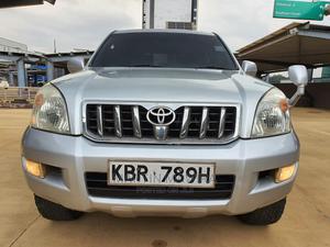 Toyota Land Cruiser Prado 2005 Silver | Cars for sale in Nairobi, Karen
