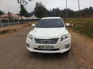 Toyota Vanguard 2012 White | Cars for sale in Nairobi, Ridgeways