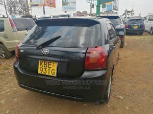 Toyota Corolla RunX 2001 Black   Cars for sale in Kiambu, Thika
