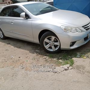 Toyota Mark X 2010 Silver | Cars for sale in Mombasa, Ganjoni