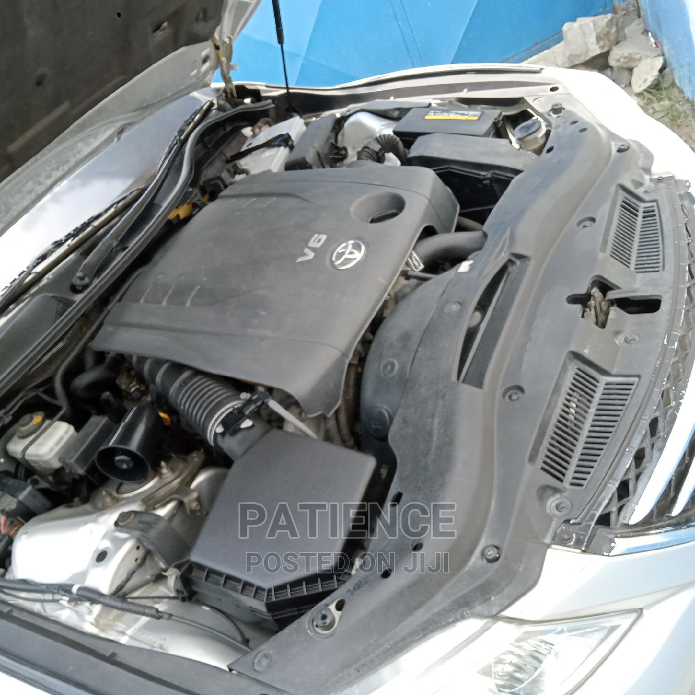 Toyota Mark X 2010 Silver | Cars for sale in Ganjoni, Mombasa, Kenya