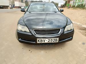 Toyota Mark X 2006 Black | Cars for sale in Nairobi, Nairobi Central