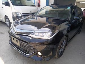Toyota Fielder 2015 Black | Cars for sale in Mombasa, Mombasa CBD