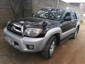 Toyota Hilux Surf 2007 Black | Cars for sale in Nairobi, Nairobi Central