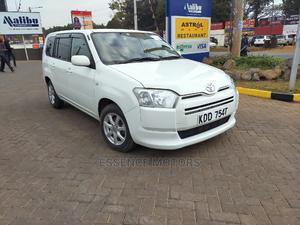 Toyota Succeed 2014 White | Cars for sale in Nairobi, Ridgeways