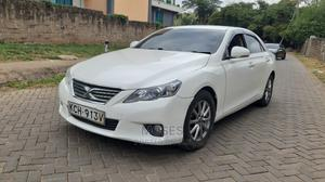 Toyota Mark X 2010 White | Cars for sale in Nairobi, Woodley/Kenyatta Golf Course