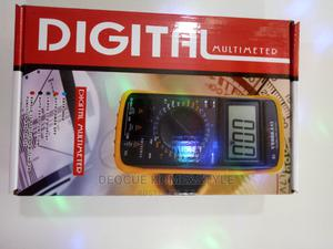 DT9205A Digital Multimeter | Measuring & Layout Tools for sale in Nairobi, Nairobi Central