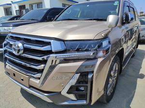 Toyota Land Cruiser 2020 Gold | Cars for sale in Mombasa, Mombasa CBD