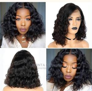 *14inch Semi Human Wig* | Hair Beauty for sale in Nairobi, Nairobi Central