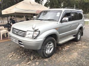 Toyota Land Cruiser Prado 1997 Silver | Cars for sale in Nairobi, Karen