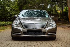 Mercedes-Benz E250 2012 Gray | Cars for sale in Nairobi, Karen
