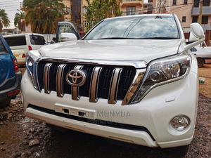 Toyota Land Cruiser Prado 2016 2.8 D-4d White   Cars for sale in Nairobi, Runda