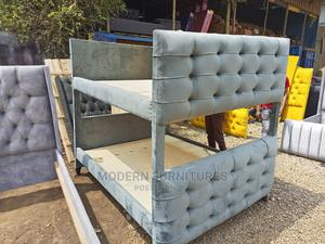 Double-Decker Bed,Tufted | Furniture for sale in Nairobi, Kahawa