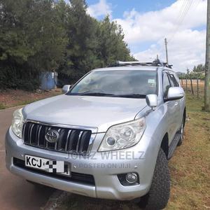 Toyota Land Cruiser Prado 2009 Silver   Cars for sale in Nairobi, Woodley/Kenyatta Golf Course