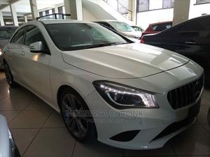 Mercedes-Benz CLA-Class 2013 Pearl | Cars for sale in Mombasa, Ganjoni