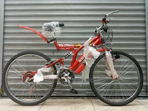 Red Beijing Mountain Bike Size 26 | Sports Equipment for sale in Nairobi, Nairobi Central