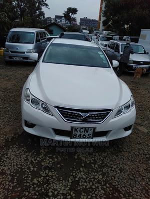 Toyota Mark X 2010 White | Cars for sale in Nairobi, Langata