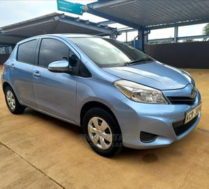 Toyota Vitz 2011 Blue   Cars for sale in Nairobi, Nairobi Central