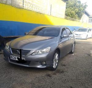 Toyota Mark X 2011 2.5 AWD Gray | Cars for sale in Nairobi, Nairobi South