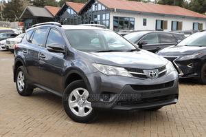 Toyota RAV4 2014 LE 4dr SUV (2.5L 4cyl 6A) Black   Cars for sale in Nairobi, Ridgeways