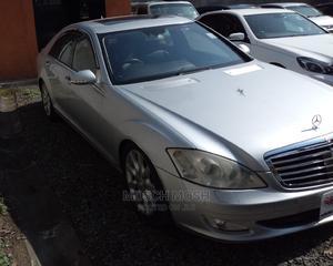 Mercedes-Benz S Class 2007 Silver | Cars for sale in Nakuru, Nakuru Town East