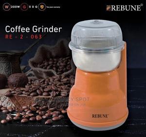 Electric Coffee Grinder 200W 200 W RE-2-063 | Kitchen Appliances for sale in Nairobi, Westlands