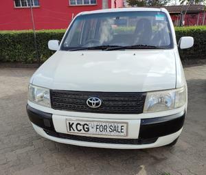 Toyota Probox 2008 White | Cars for sale in Nairobi, Parklands/Highridge