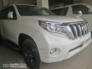 Toyota Land Cruiser Prado 2014 2.7 VVT-i White | Cars for sale in Mombasa, Tudor