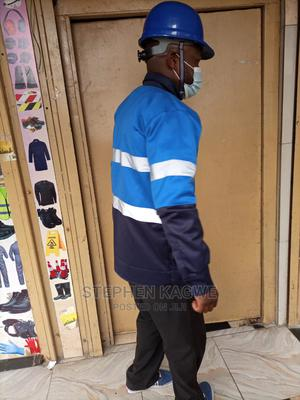Royal Blue and Navy Reflective Work Shirts | Clothing for sale in Nairobi, Nairobi Central