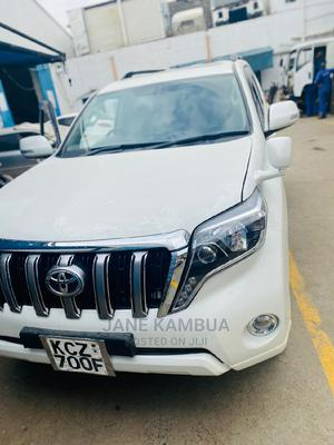 Toyota Land Cruiser Prado 2014 White | Cars for sale in Nairobi, Woodley/Kenyatta Golf Course