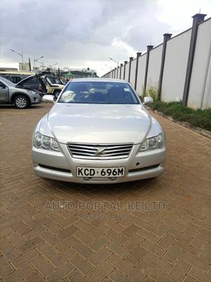 Toyota Mark X 2008 2.5 RWD Silver   Cars for sale in Nairobi, Langata