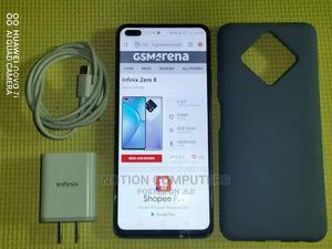 New Infinix Zero 8 128 GB Gray | Mobile Phones for sale in Nairobi, Nairobi Central