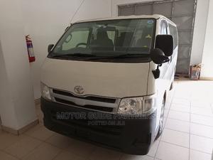 Toyota Highlander 2015 White | Buses & Microbuses for sale in Mombasa, Ganjoni