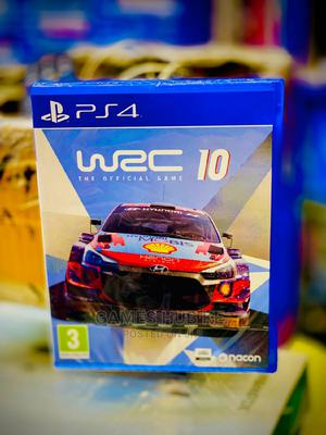WRC 10 Ps4 Game   Video Games for sale in Nairobi, Nairobi Central
