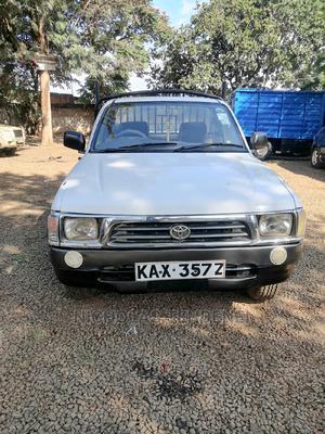 Toyota Hilux 2002 White   Cars for sale in Uasin Gishu, Turbo