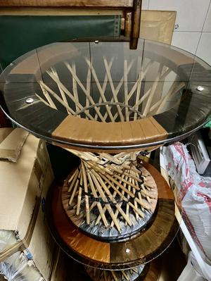 Garden Glass Side Stools   Furniture for sale in Nairobi, South C