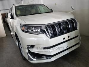 Toyota Land Cruiser Prado 2017 2.7 White   Cars for sale in Mombasa, Mombasa CBD