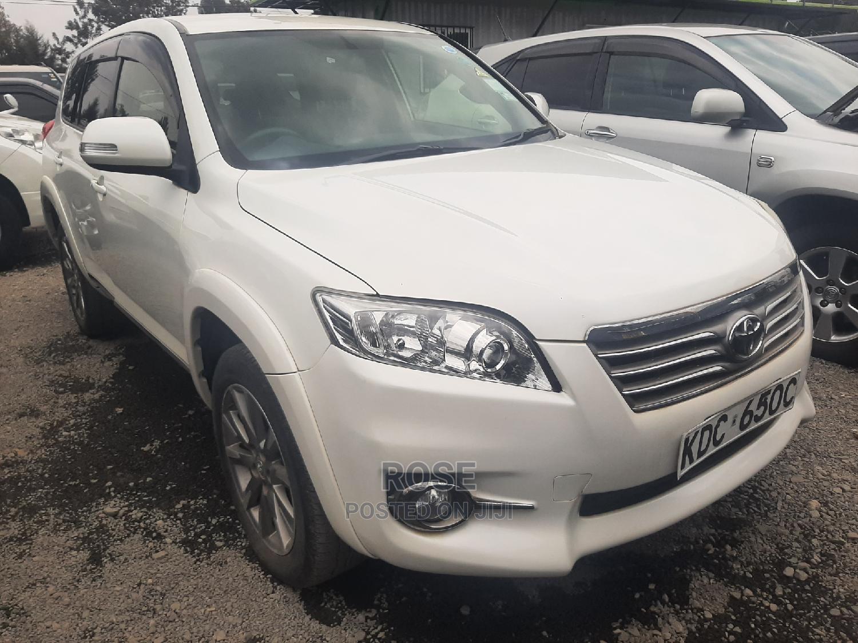 Toyota Vanguard 2014 White | Cars for sale in Parklands/Highridge, Nairobi, Kenya